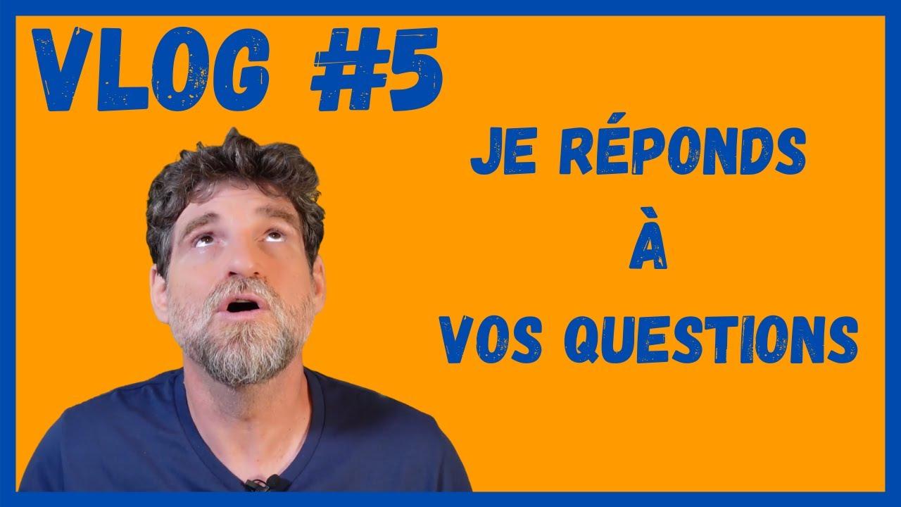 Vlog #5 : je réponds à vos questions & on parle de chasse