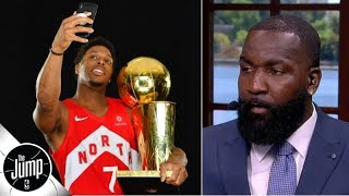 Download Kyle Lowry is 'the greatest Raptor of all time' right now - Kendrick Perkins | The Jump Mp3 and Videos