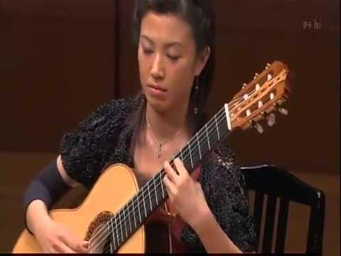 Kaori Muraji - 村治佳織 - in Suntory Hall - Part1