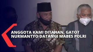 Terkait Demo Tolak Omnibus Law, Gatot Nurmantyo Datangi Mabes Polri Minta Anggota KAMI Dibebaskan