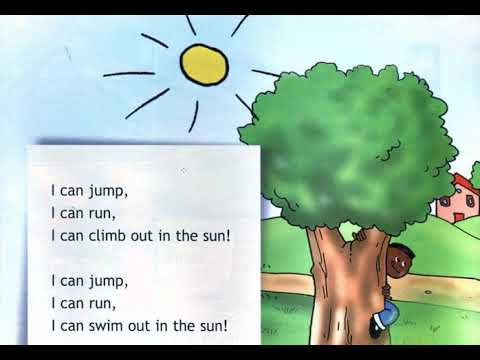 2 класс  Английский язык  Англ  в фокусе  Я могу прыгать! Домашнее задание страница 66, 67