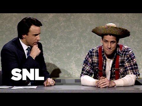 Cajun Man: March Madness Picks - Saturday Night Live