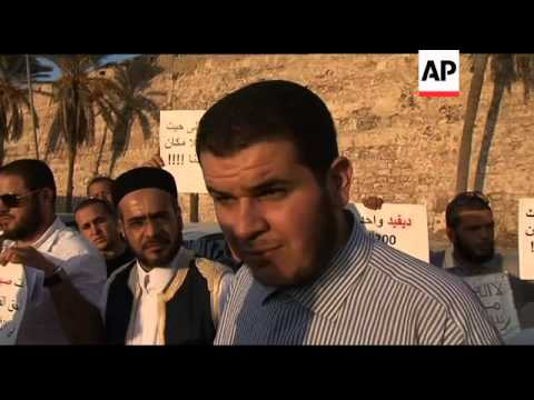 Protests after Libyan Jewish man tried to restore Tripoli's main synagogue