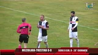 Serie D Girone D Mezzolara-Trestina 0-0 Tef Channel