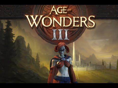 Age of Wonders III Введение и тест  