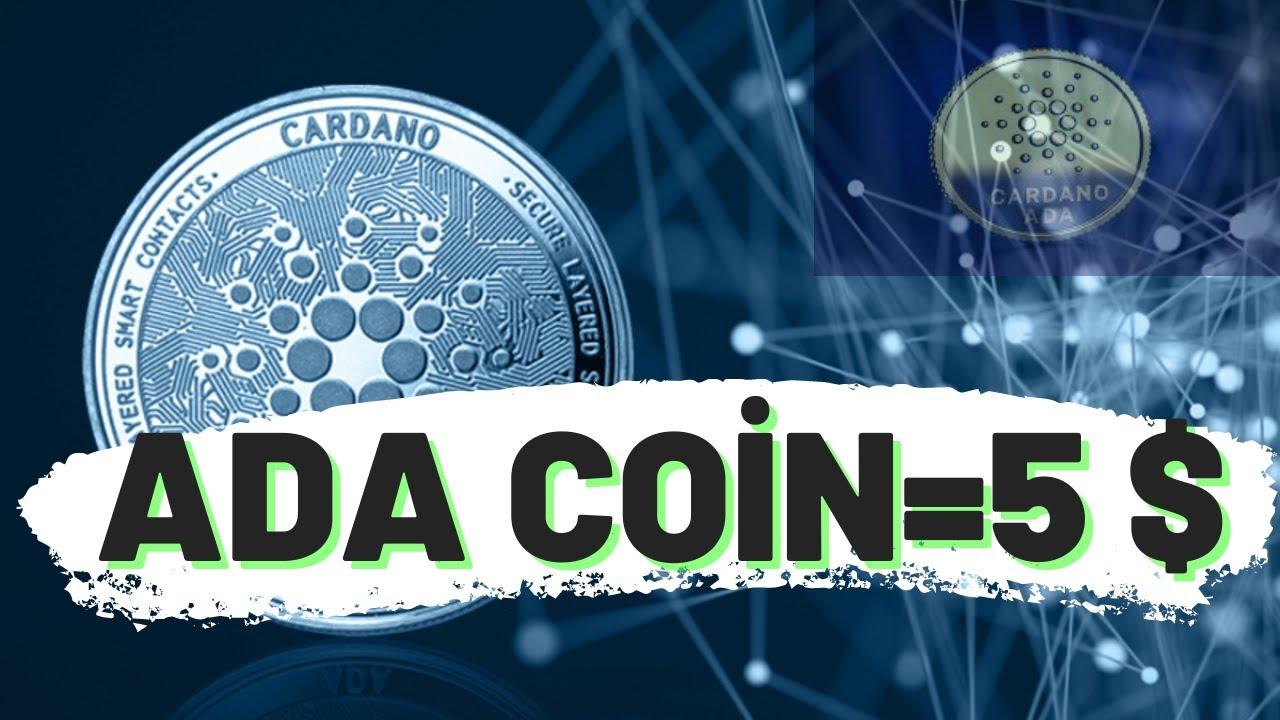CARDANO (ADA) GELECEĞİ! CARDANO ANALİZ. ada coin kaç dolar olacak?