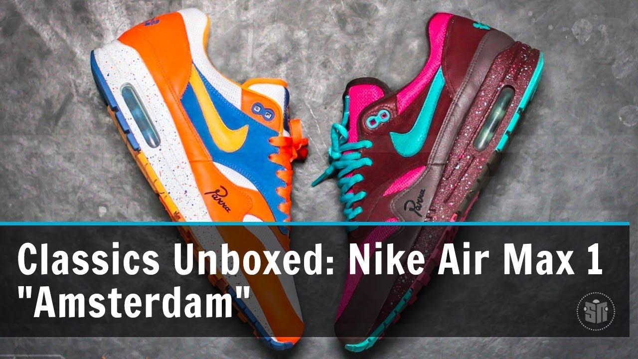 Classics Unboxed  Nike Air Max 1