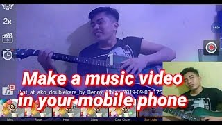 Download lagu How to make a music video in your mobile phone