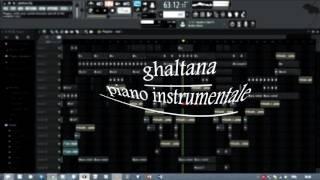 Saad Lamjarred - GHALTANA piano-acoustic Instrumental Remake (Karaoke) غلطانة - بيانو