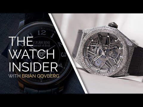 The Watch Insider: Watches for the Holidays | Below $5,000