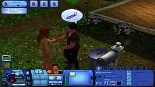 The Sims 3 Вперед в Будущее Серия#1(Знакомство)