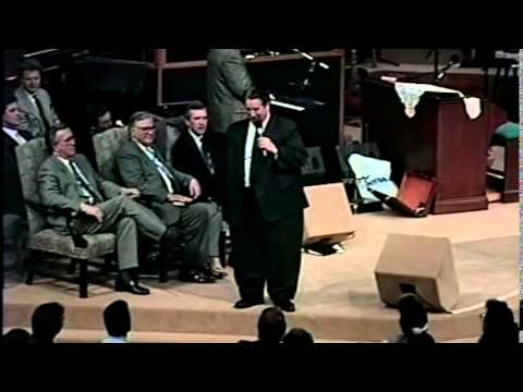"""Spiritual Warfare"" Billy Cole BOTT 1990"