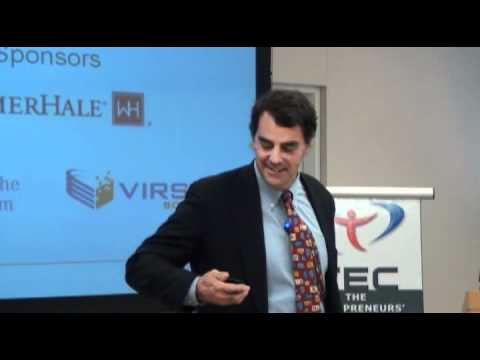 Tim Draper keynote at TEC International Startups Conference (Dec 6,2011)