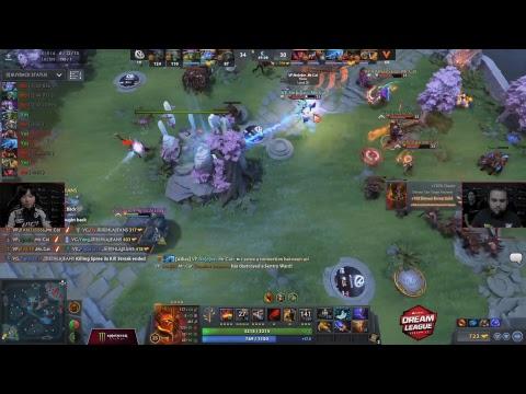 Virtus.Pro vs Vici Gaming - Grand Final - Bo5 Game 2 - CORSAIR Dream League Season 11 thumbnail