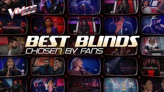 SPECIAL: BEST BLIND AUDITIONS chosen by The Voice fans