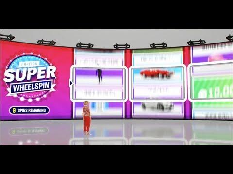 Forza Horizon 4 - 10 SUPER WHEELSPINS!! + Haunted Manor Location| SLAPTrain thumbnail