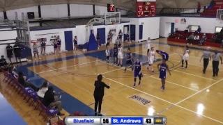 LIVE STREAM: Women's Basketball vs. St. Andrews: 5:30 PM