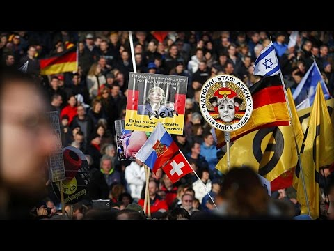 GERMANS LASHING OUT: BRUTAL NATIONALIST GROUPS ON THE RISE