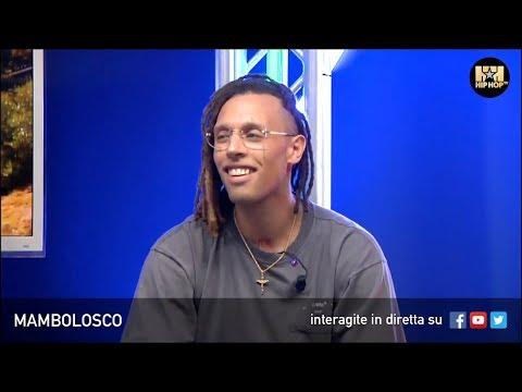 MAMBOLOSCO ⚡️ LIVE SU HIP HOP TV 👊🏻📲