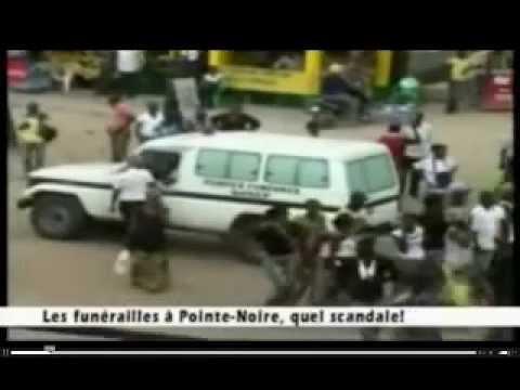 Pointe-Noire: dépravation de moeurs au Congo-Brazza