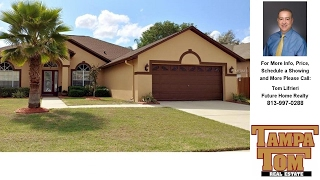 12034 TIMBERHILL DRIVE, RIVERVIEW, FL Presented by Tom Lifrieri.