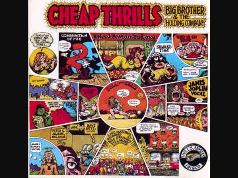 Big Brother And The Holding Company - Oh, Sweet Mary