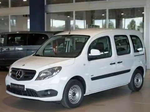 mercedes citan kombi w415 youtube. Black Bedroom Furniture Sets. Home Design Ideas