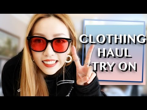 【OH EMMA】近期服饰购物分享+试穿  | TOPSHOP, SHEIN, PIXIEMARKET | RECENT CLOTHING HAUL TRY ON