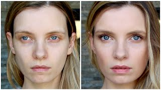 Glowing Makeup for my Tired Face   A Model Recommends