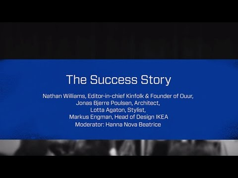 Stockholm Design Talks: The Success Story