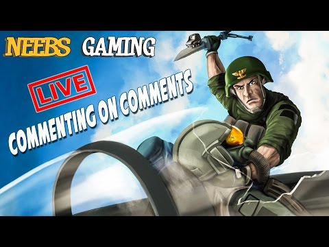"""Bff's Commenting on Comments - The """"Cartoon Surprise"""""""