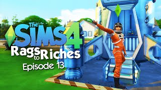 The Sims 4: Rags to Riches Challenge - WOOHOO in SPACE!?(The Sims 4 - Rags to Riches Challenge - Episode 13 Jimmy has completed his rocket ship and its time for some Space Travel! Help kick off the series with a ..., 2016-04-28T21:00:00.000Z)