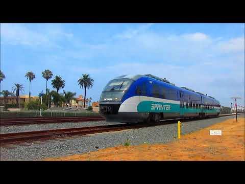7/16/17 Part 2: Railfanning at Oceanside and return trip to El Monte