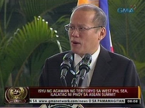 24 Oras: Pnoy, nasa Myanmar na para sa 24th ASEAN summit