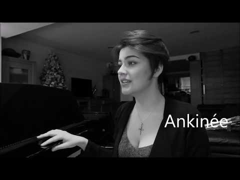 """Charles AZNAVOUR   """" une vie d'amour """"cover By Ankinée"""