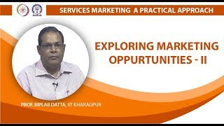 Exploring Marketing Oppurtunities