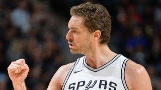 Chicago Bulls vs San Antonio Spurs - Full Game Highlights | November 11, 2017 | 2017-18 NBA Season