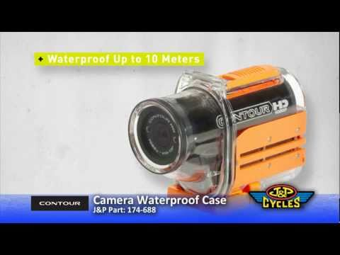 Contour Video Camera Waterproof Case • Shop J&P Cycles
