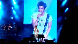 Leehom aka Music Man Live Concert in Malaysia 2009-Kiss Goodbye