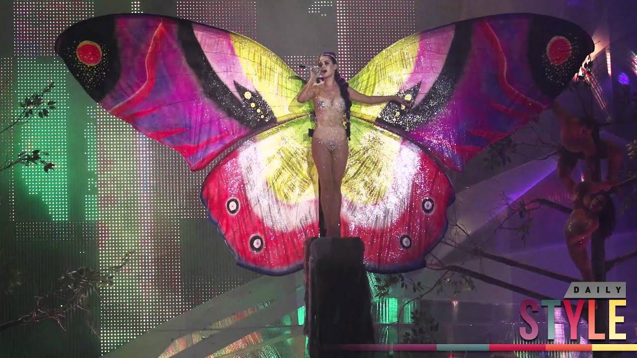 Katy Perry MMVA Performance: The Details on her Style ... кэти перри