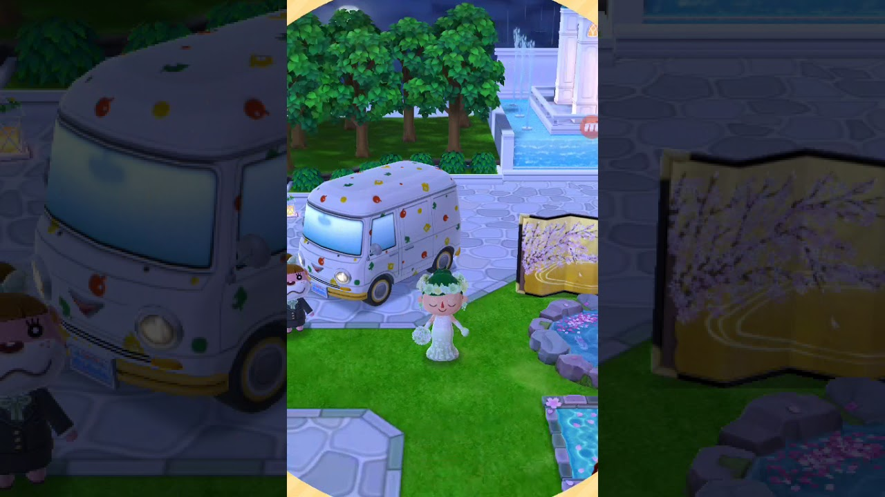 Animal Crossing Pocket Camp Audie And The Palm Tree Lamp Youtube