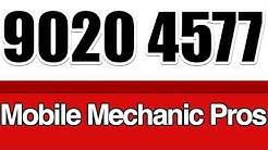 24 Hour Mechanic Kew Emergency Mobile Car Repair