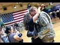 Soldiers Coming Home Surprise Compilation 2016 - 52