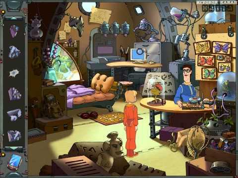 1  Тайна третьей планеты   Алиса и лиловый шар  Серия №1