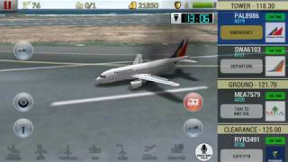 Unmatched Air Traffic Control 6.0.2 (Philippine Airlines Mayday)  #UnmatchedAirTrafficControl )