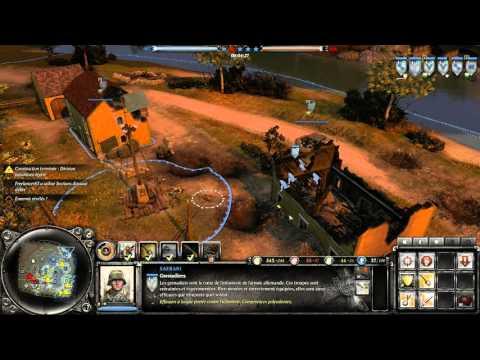 Company of Heroes 2 4 players vs 4 IA