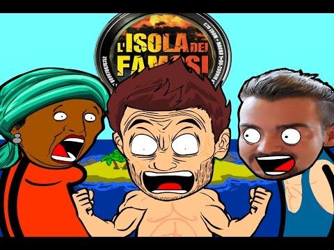 L'isola dei famosi parodia n°3-Super Salam