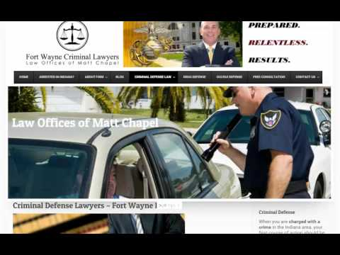 Creating WordPress Lawyer Website | Legal Web Design