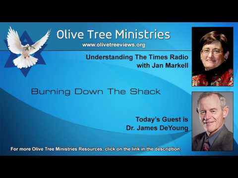 Burning Down The Shack – Dr. James DeYoung