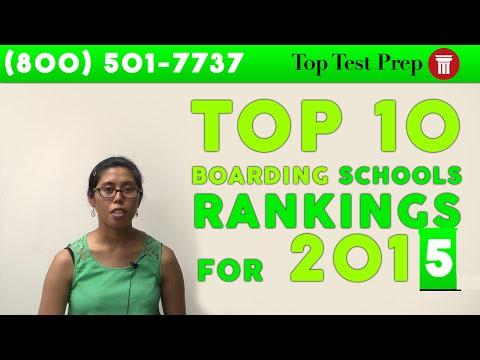 Top 10 Boarding Schools Rankings For 2015 & 2016 - TopTestPrep.com